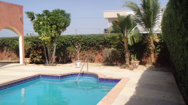 location villa, saly, la somone